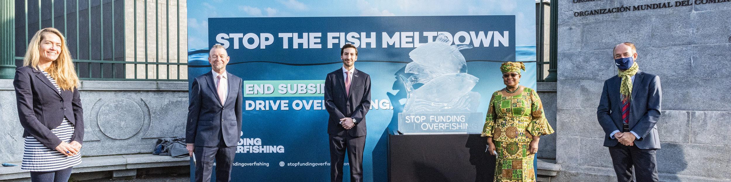Stop Overfishing